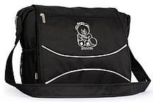 Сумка для коляски Baby Breeze 0350 черная