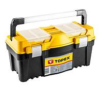 Ящик для инструментов 55x27x27см Topex 79R128