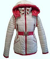 Отличная детская курточка на синтепоне
