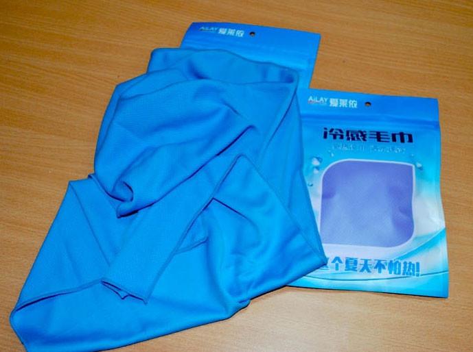 Полотенце охлаждающее AILAY COLD TOWEL, фото 1