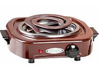 Кухонная плитка электрическая Лемира ЭПТ 1-1.0/220 (широкий ТЭН)