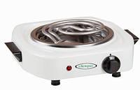 Кухонная плитка электрическая Лемира ЭПТ2-Т 1-1.0/220 (узкий ТЭН)