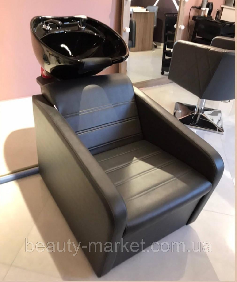 Парикмахерская мойка с креслом Marlen