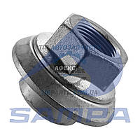Гайка шпильки колеса (на легкосплавные диски) M22x1,5 SW32 H39 / 27 BPW (81455030054 | 020.447)