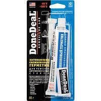 Затекающий герметик силиконовый для ремонта стекол Done Deal (DD6754)