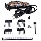 Профессиональная машинка для стрижки волос GEMEI GM-1018 | Стрижка для волос, фото 7
