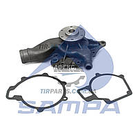 Boдяннoй насос impeller 125 mm MAN (51065006476 | 022.428)