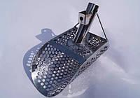 Пляжный совок (скуп) Scoop Grab  ➜толщина 2.0мм ➜отверстие 9мм ➜размер130×250 мм