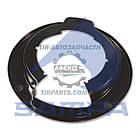 Защита / пыльник колодок тормозного барабана передний / задн. (410x200 ) Volvo F10 / 12 / FH12 / 16 / FL6 / 7 / 10 / 12 (1629835 | 030.200)