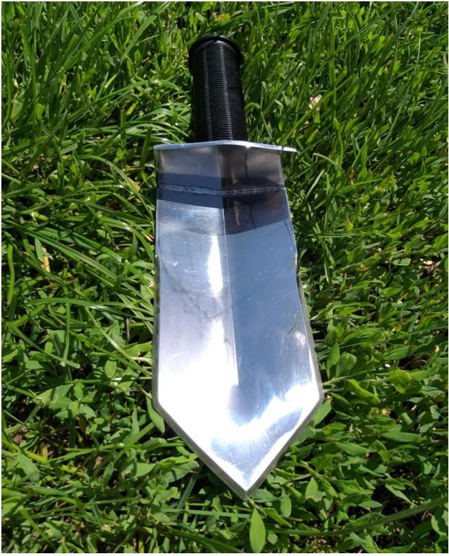 Ніж-лопатка для копа 3.0 мм