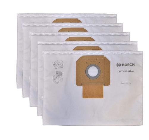 Оригинальные мешочки 5 штук для GAS 35 BOSCH