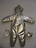 Детский комбинезон трансформер для новорожденного, фото 3