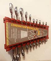 Набор двухсторонних рожковых гаечных ключей XIAN YU 10-предм.