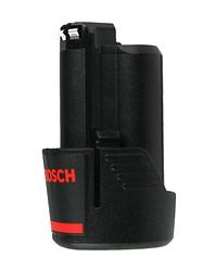 Литий-ионный аккумулятор 10,8 В / 12 В  емкостью 2,0 Ач GBA BOSCH Professional.