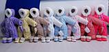 Зимние комбинезоны на меху для новорожденного, фото 4