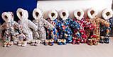 Зимние комбинезоны на меху для новорожденного, фото 6