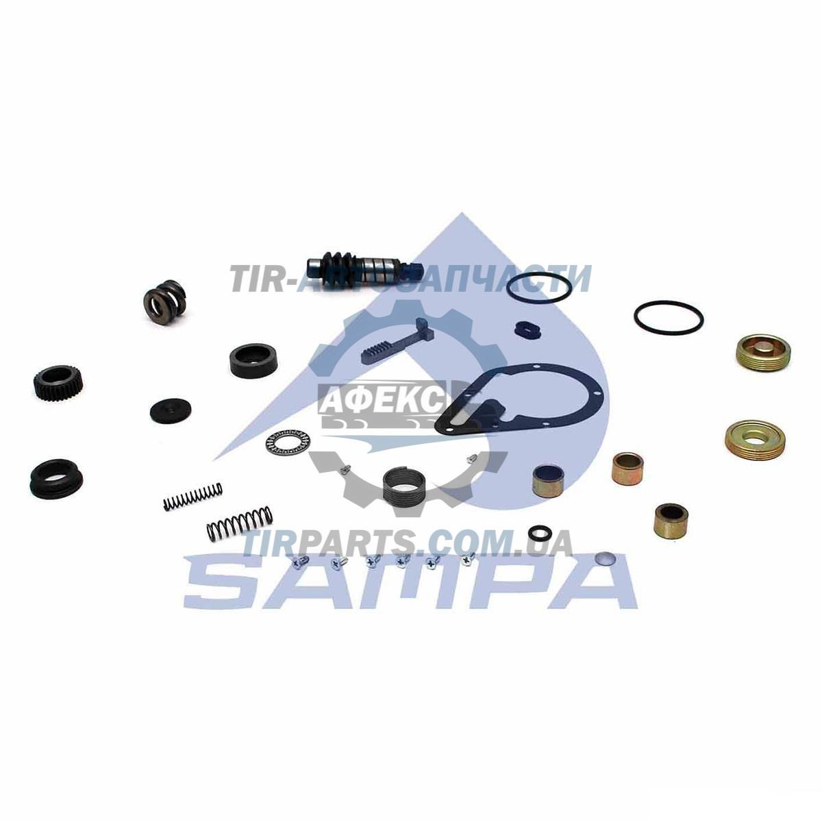 Ремкомплект Сервомеханизм рычажного привода d14x160x155? / Double Bent Volvo (0004200092 | 040.653)