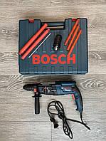 Перфоратор Bosch GBH 2-28 DFV! ✔ ЭНЕРГИЯ УДАРА 3.2 кДж✔2 патрона✔SDS-Plus