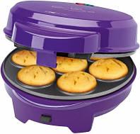 Аппарат для приготовления пончиков кексов Clatronic DMC 3533 lilac