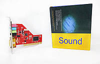 Звуковая карта PCI sound card 4CH, фото 1