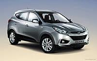 Брызговики оригинальные Hyundai ix35 2010- (AVTM)