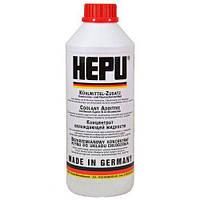 Антифриз HEPU G12 концентрат 1.5 л Красный (P999-G12)