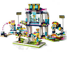 "Конструктор Friends SY1033 ""Спортивная арена для Стефани"" (аналог Lego Friends 41338), 493 детали"