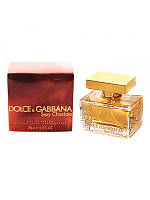 Dolce & Gabbana The One Sexy Choclate  (Дольче Габбана Зе Уан Секси Шоколад)  75мл