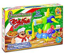 """Тесто для лепки FUN GAME """"Італійська кухня"""" 7346"""