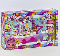 Игровой набор PC 2345 с куклой Lol (аналог)