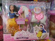 Кукла с музыкальной лошадью GD084