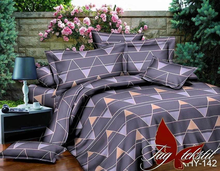 Двуспальный комплект постельного белья с 3D эффектом XHY142