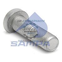 Шпилька колеса M22x1.5x80 / 90.5x45мм / 36мм 10.9 BPW ECO MAXX (М22х89мм,забивной,дисковые / барабанные