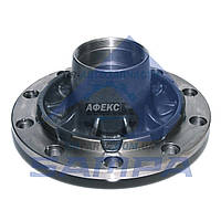 Ступица колеса с ABS H=205mm/M125x2mm/D=380mm HS../HZ../SN42.. 10-12 Ton BPW (0327248460   070.258)