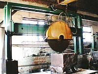 Cтанок для распиловки камня ПФР