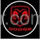 Проекция логотипа автомобиля Dodge