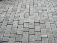 Плитка тротуарная Старый город 170 грн/м2 cерая