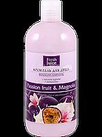 Крем-гель для душа (Сок Маракуйи и Магнолия) - Fresh Juice Brazilian Carnival Passion Fruit & Magnol