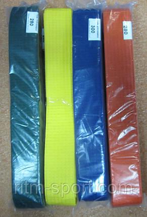 Пояс для кимоно (цвета в ассортименте), фото 2