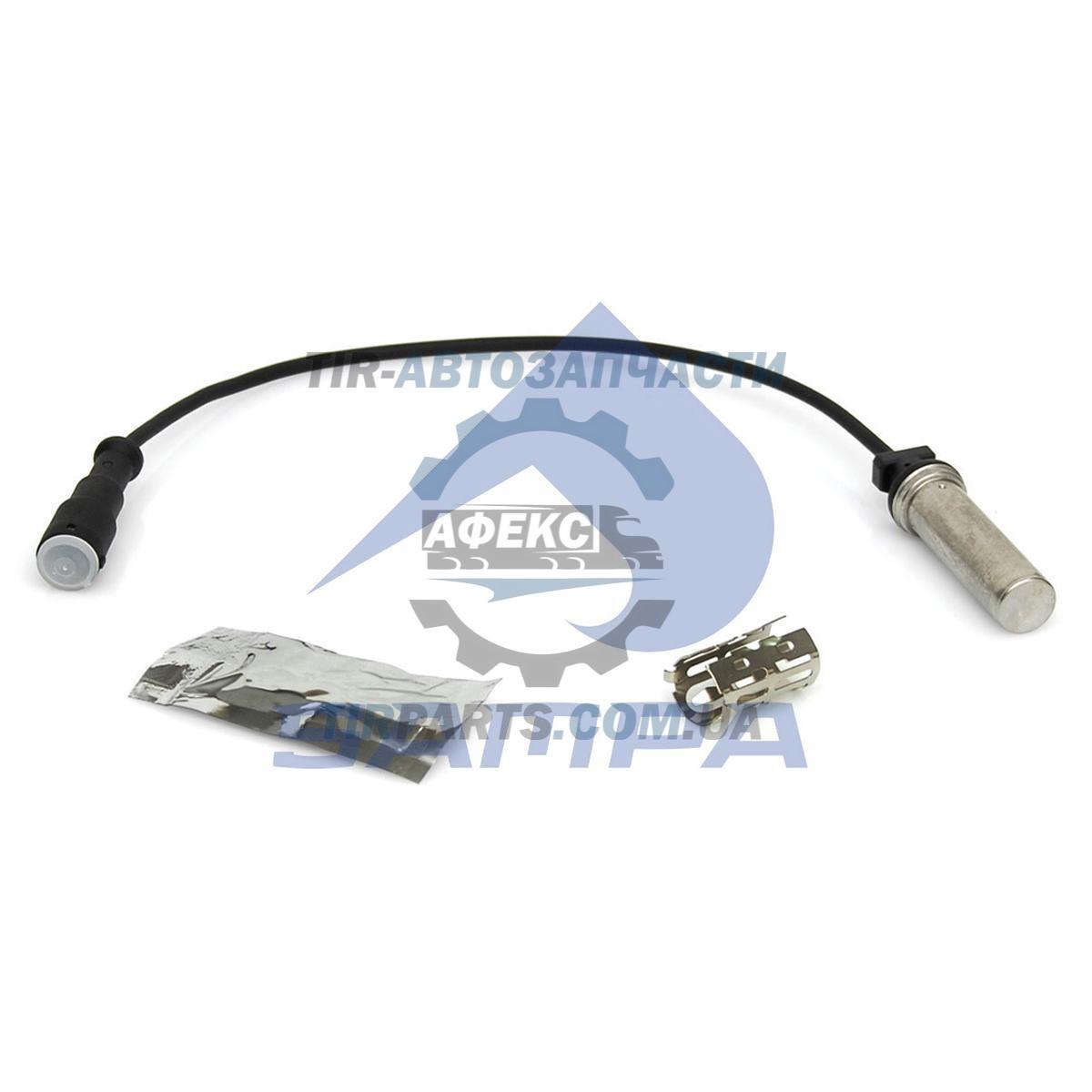 Датчик ABS L=350мм прямой (Wabco) MAN/RVI/SCANIA/DAF/BPW (4410329632 | 096.249)