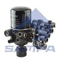 Кран влагоотделитель (разгрузка) cистема подготовки воздуха DAF XF, CF LA8130, LA8131, LA8132, LA8145 NZB4578