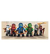 Подарочный набор 79060-K Ninjago,15 героев, фото 4