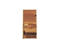 Двери для сауны Эстония 70*190 (коробка ель)