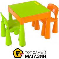 Стол со стульями Tega Baby Mammoth Set (MT-001 gr/or 1799)