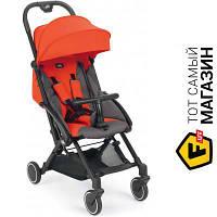 Прогулочная коляска- книжка одноместная CAM Cubo оранжевый (830/116) оранжевый