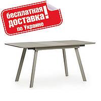 Стол обеденный TM-170 Капучино сатин 120/160х80х76 см., фото 1