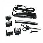 Профессиональная машинка для стрижки волос GEMEI GM-811 | Стрижка для волос | Триммер, фото 3
