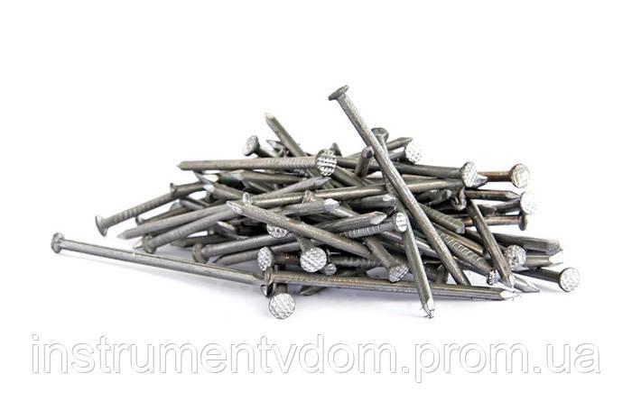 Гвозди строительные 4х100 мм (25 кг)