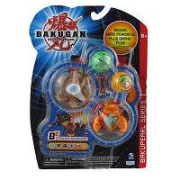 Детская игрушка Бакуган на планшете 4шт цена за упаковку 9916