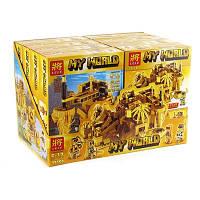 Детская игрушка Конструктор Minecraft 33154